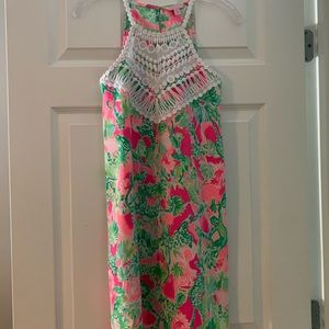 Lilly Pulitzer Pearl Shift size 0 NWOT